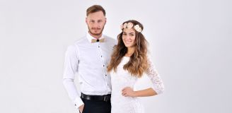 BeWooden - Bräutigam und Braut