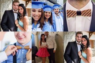 BeWooden - Tipp für dein Abschlussball-Outfit: Krawatte oder Fliege zum Anzug?
