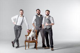 Unsere Holzfliegen für einen stilvollen Barber-Outfit: deine Baderknechte zeigen Dir ihre Favoriten