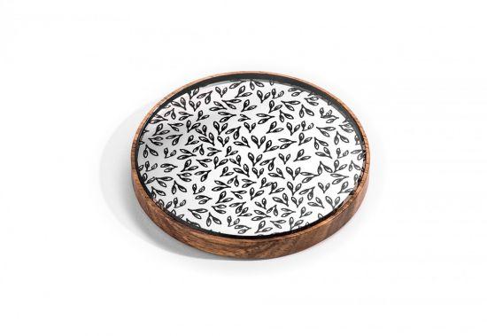 BeWooden - Spiegel aus Holz Caleo