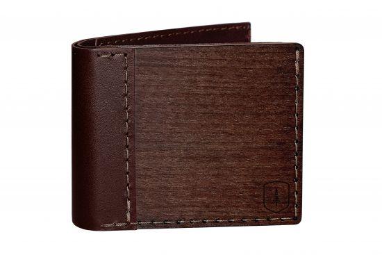 BeWooden - Holz-Portemonnaie Brunn Virilia für Gentlemen