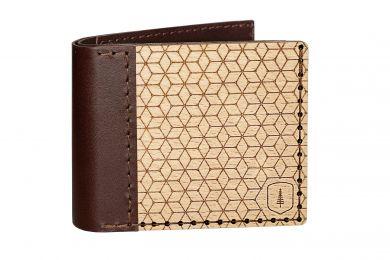 BeWooden - Holz-Portemonnaie Virie Virilia für Männer