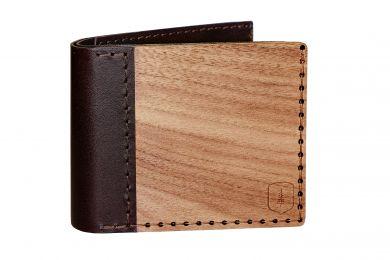 BeWooden - Holz-Portemonnaie Virilia für Herren