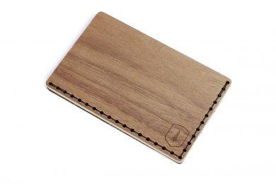 BeWooden - Holz-Kartenhalter Nox Note