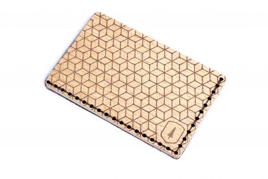 BeWooden - Holz-Kartenhalter Virie Note für Herren