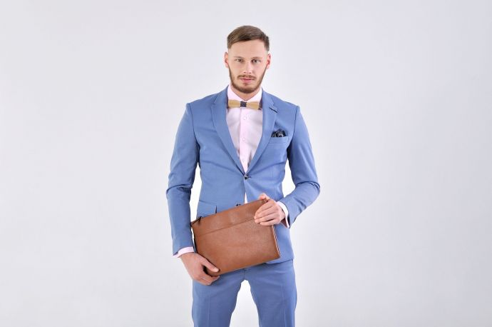 Geschäftsmann Outfit BeWooden