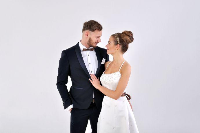 Holzaccessoires für die Hochzeit