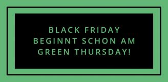 BeWooden - Black Friday!