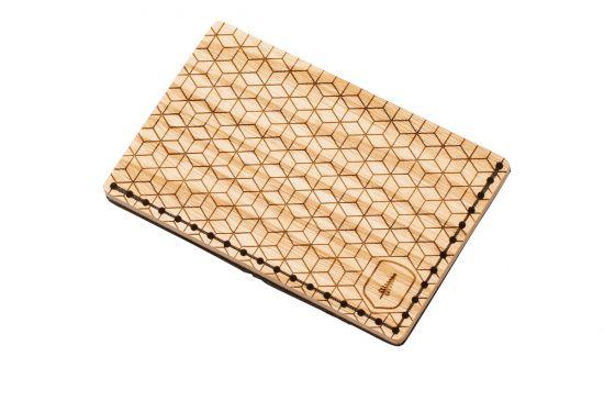 Kartenhalter Liti Note für Damen
