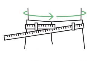 wie misst man die passende g rtell nge aus bewooden. Black Bedroom Furniture Sets. Home Design Ideas