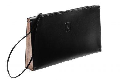 BeWooden - Clutch Handtasche Caleo für Damen