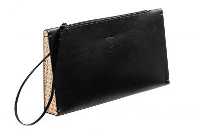 BeWooden - Damen Handtasche Clutch