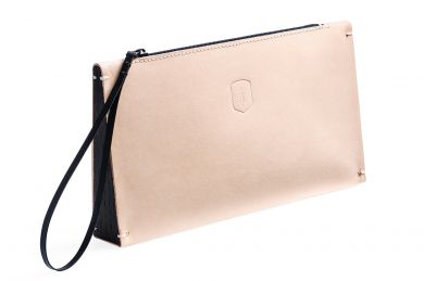 BeWooden - Damen Handtasche Clutch Rose