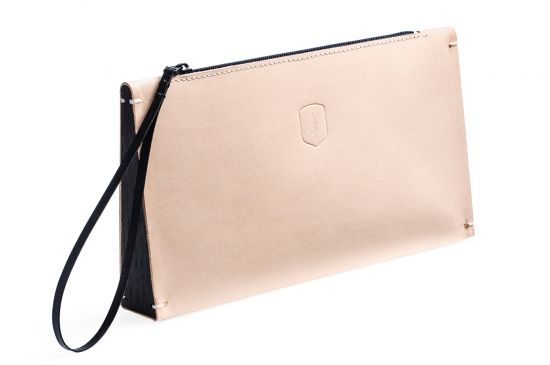 Damen Handtasche Clutch Rose