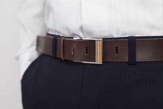 BeWooden - Wie misst man die passende Gürtellänge aus?