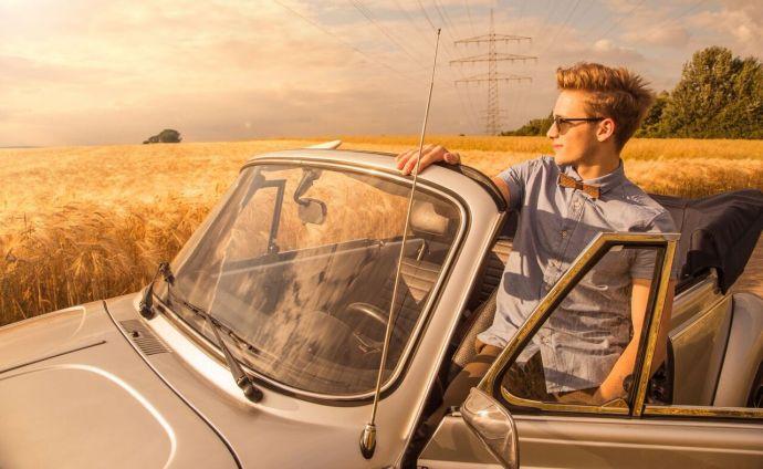 Road-Trip elegant und stilvoll