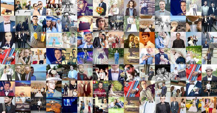 Eine Collage von BeWooden Kunden - BeWooden Welt