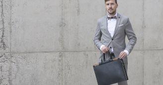 BeWooden - Die Business Aktentasche: Für Menschen mit echtem Geschmack