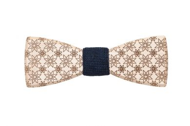 BeWooden - 0 Frozen Bow Tie