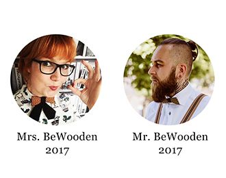 Mr.&Mrs. BeWooden