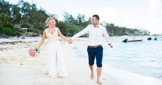 Hochzeit in der Karibik? Der Traum von jeder Braut!