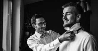 Hochzeitsinspiration für Herren