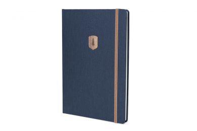 BeWooden - Blue Erb Notebook 1