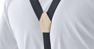 BeWooden - Hosenträger - ein verspieltes und elegantes Accessoire mit hoher Funktionalität