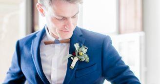 Leitfaden für den perfekten Bräutigam