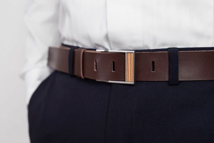 Smart Casual Look Belt