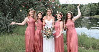 Der perfekte Junggesellinnenabschied und einzigartige Geschenke für deine Brautjungfern