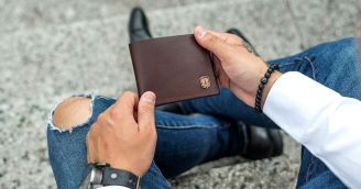 Neue BeWooden Portemonnaies und Kartenhalter