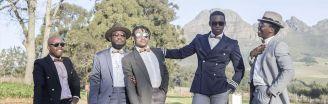 BeWooden - Dandy Look für Männer - exklusiver Gentleman-Stil