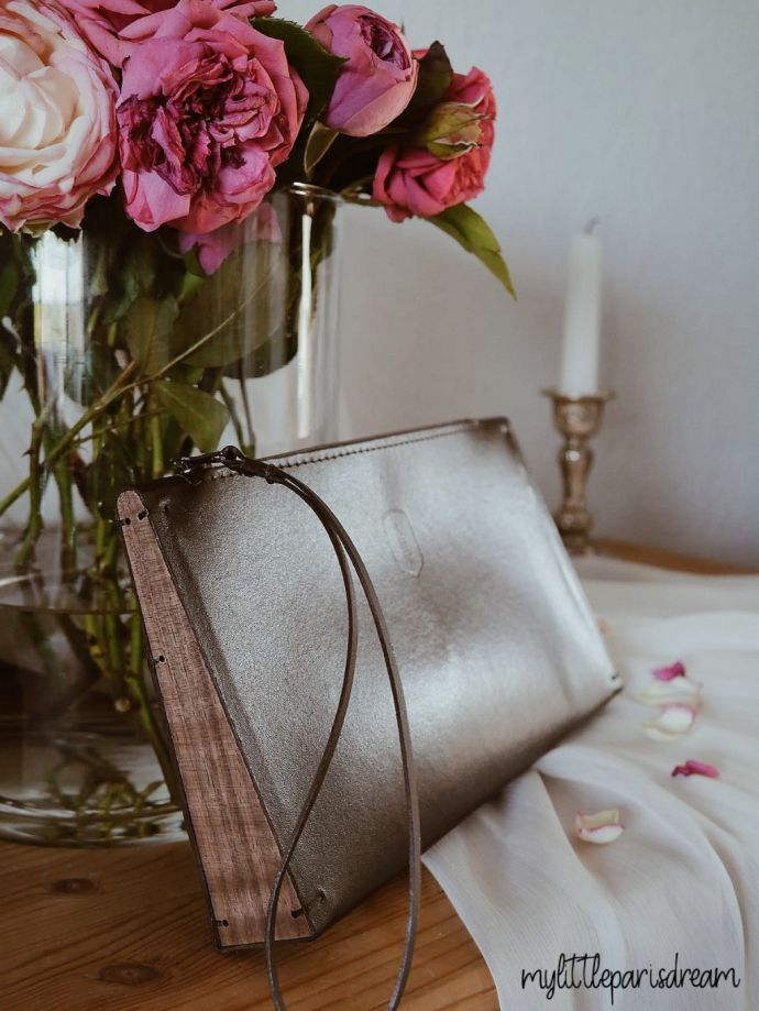 Clutch Handtasche
