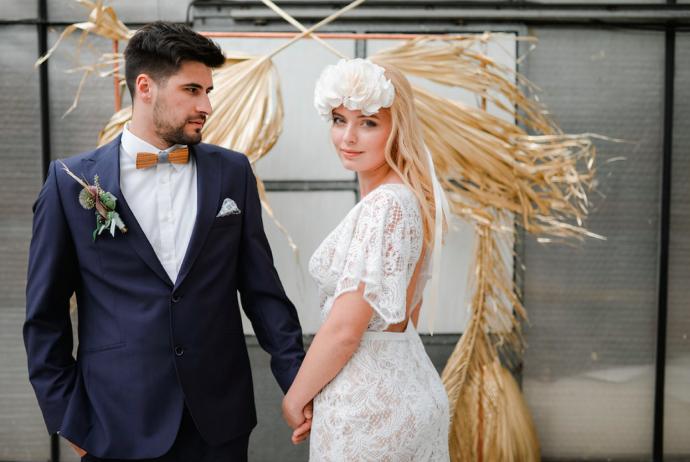 Die Epochen Der Vintage Hochzeit Bewooden