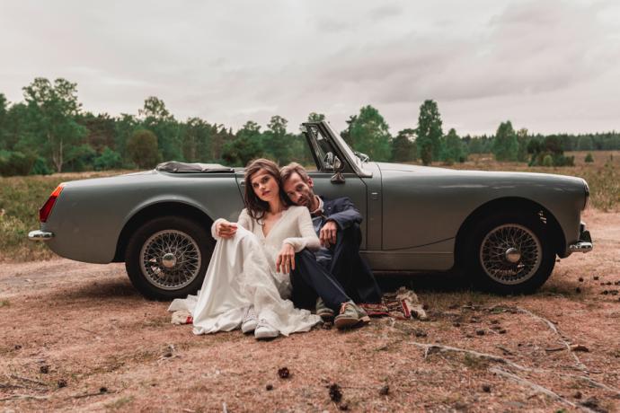 Epochen der Hochzeit
