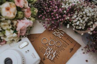 BeWooden - Ein Zusammenspiel aus Alt und Neu – Die moderne Vintage-Hochzeit