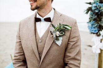 Das Bräutigam Outfit im Vintage Stil