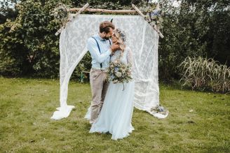BeWooden - 3 Tipps für das Vintage-Brautstyling