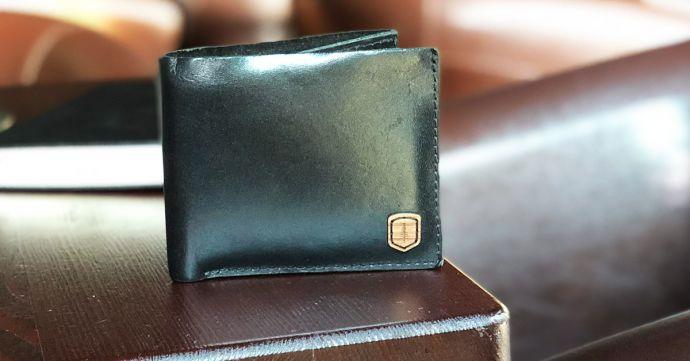 Lederbrieftasche Nox Coins Wallet