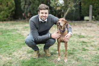BeWooden - Unsere neuen Hundebroschen sind da ...