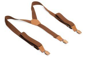 Cognac Suspenders