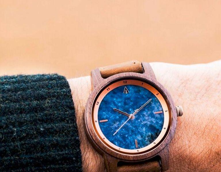 Holz Armbanduhr Herren