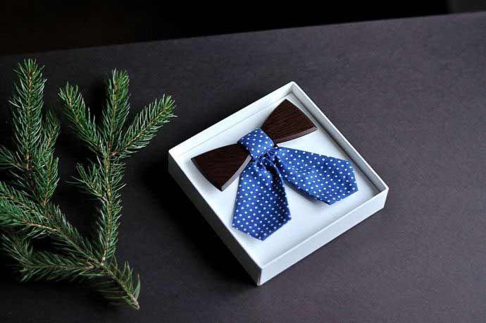 Weihnachtsgeschenke aus Holz