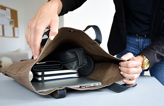 Praktisch und schick: Unsere Damenhandtaschen