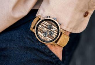 Uhren aus Holz - Ein Trend der ein Zeichen setzt