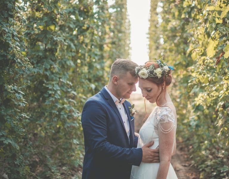 Accessoires zur Hochzeit
