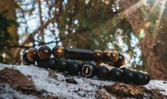 BeWooden - Armband personalisiert - Individuell mit Gravur