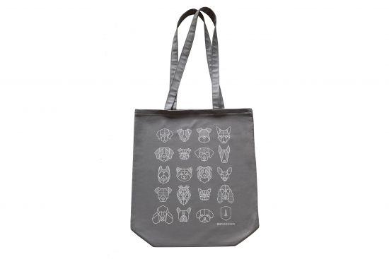 Dog's Fabric Handbag