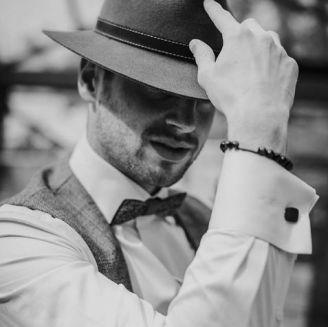 Der männer mode 1920er Was trägt